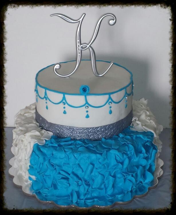 Custom Cakes Los Angeles